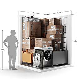 Self Storage Gunstiger Lagerraum Zurich